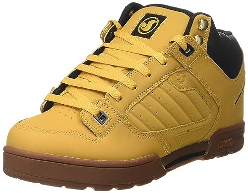 820bc787a22 Amazon.com: DVS Men's Militia Boot-M, Tan Nubuck, 11 M US: Shoes