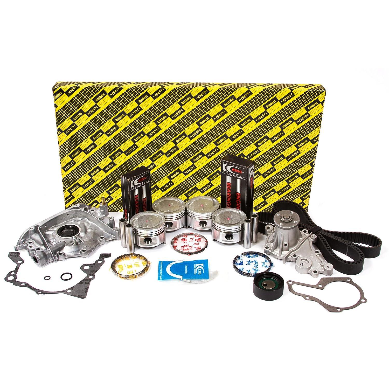 Evergreen OK8000//0//0//0 86-95 Suzuki Samurai Sidekick 1.3L SOHC 8V G13A Engine Rebuild Kit