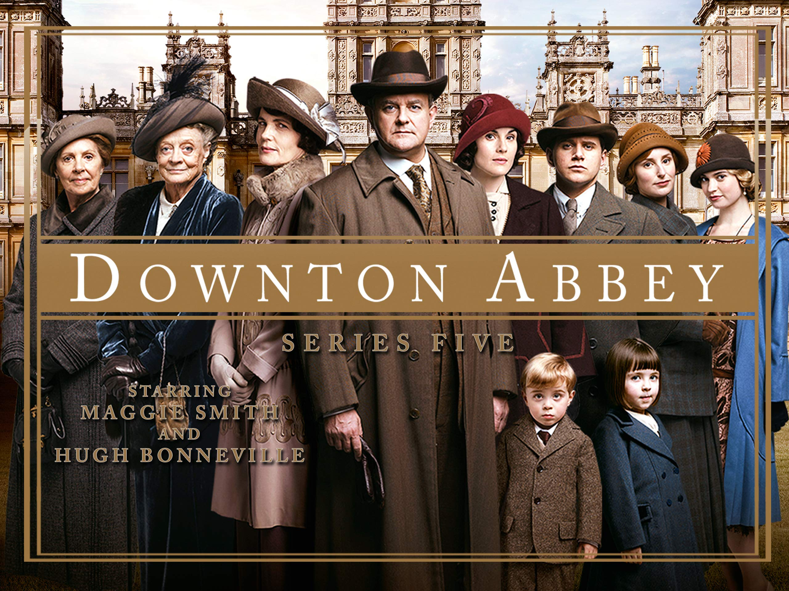 Watch Downton Abbey Season 1 Prime Video