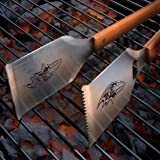 NFL Baltimore Ravens Grill-A-Tong Stainless Steel