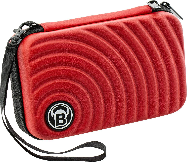Bulls Orbis XL Dartcase Red Estuche para Dardos, Rojo, Extra-Large: Amazon.es: Deportes y aire libre