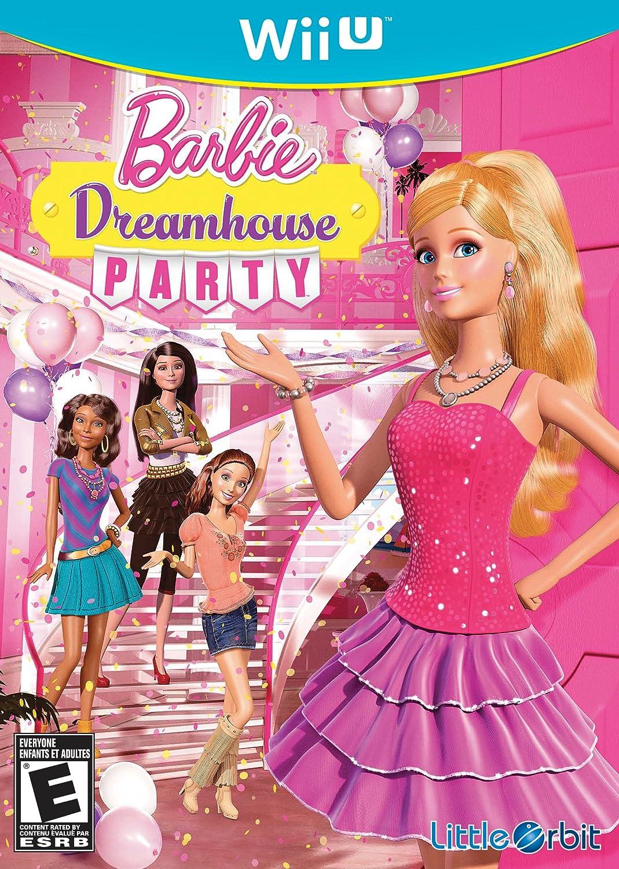 Barbie Dreamhouse Party - Nintendo Wii U