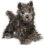ROMEO the Plush WESTIE TERRIER Dog Stuffed Animal #2046 Douglas Cuddle Toys