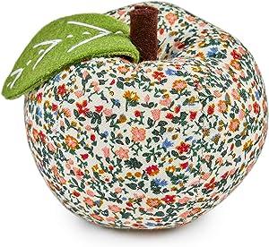 Liberty of London Apple Pin Cushion Newland Large Craft, Multi