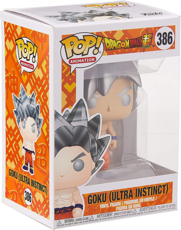 Funko POP Goku Ultra Instinto 386 Dragon Ball