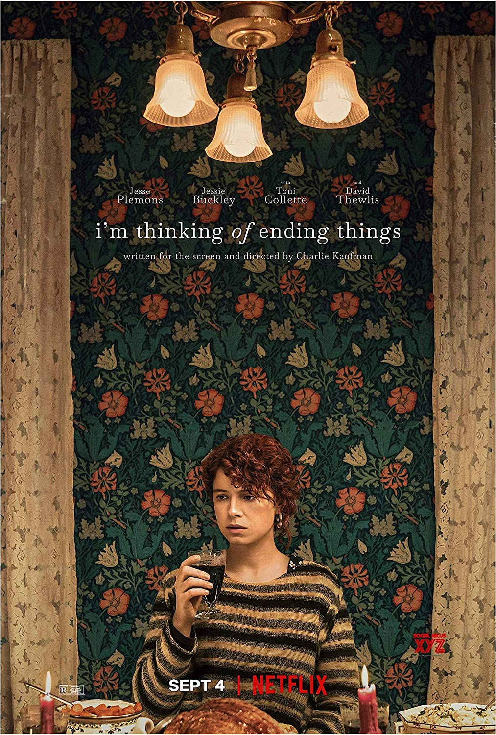 Amazon.com : I'm Thinking of Ending Things Movie Poster Quality Glossy  Print Photo Art Jessie Buckley, Toni Collette Charlie Kaufman Size 22x28#1  : Everything Else