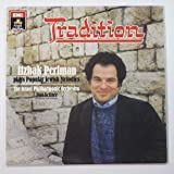 Tradition: Itzhak Perlman Plays Familiar Jewish
