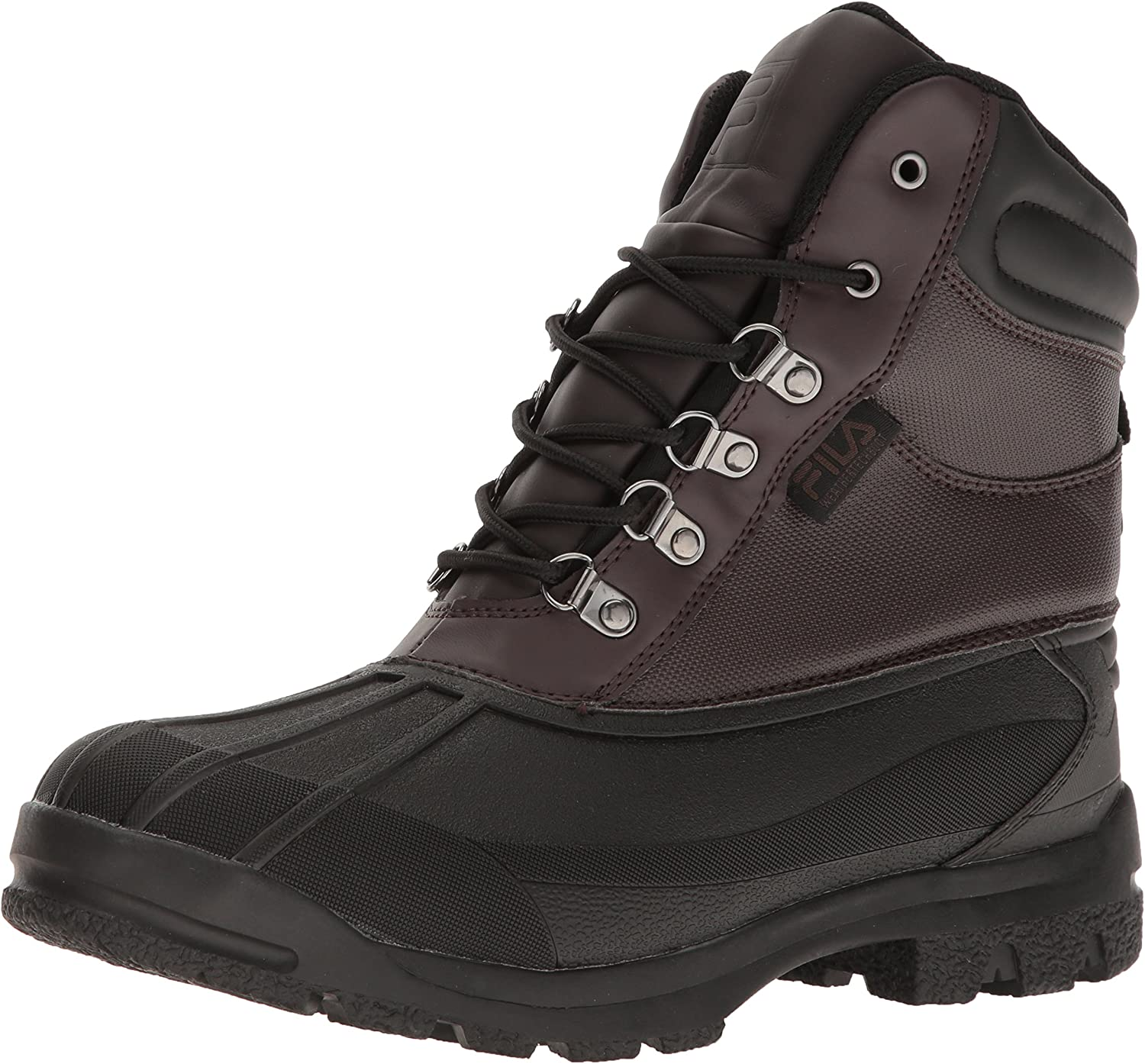 Fila Kids Weathertech Extreme Hiking Boots Leather
