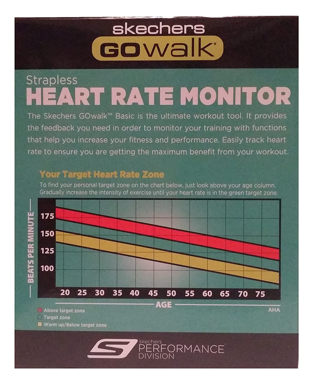 Amazon skechers sk5 gowalk fitness heart rate monitor watch amazon skechers sk5 gowalk fitness heart rate monitor watch various colors black health personal care geenschuldenfo Image collections