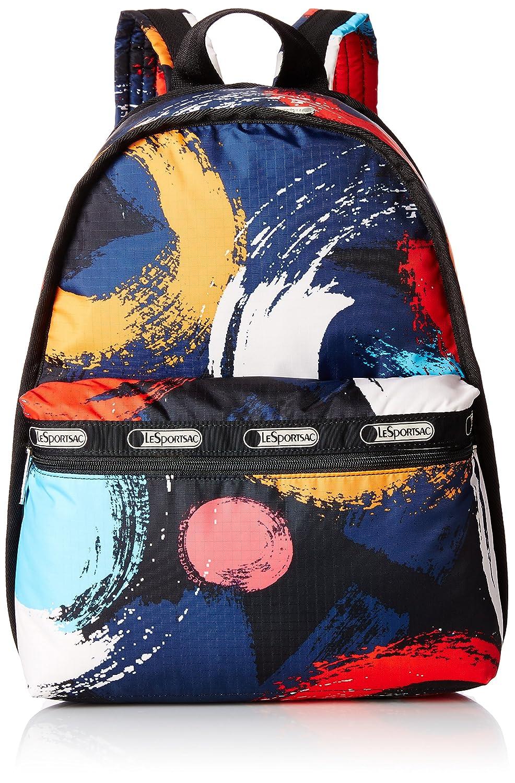 [レスポートサック] リュック (Basic Backpack),軽量 7812 [並行輸入品] B00Q6GUJA8 Expressionist print Expressionist print