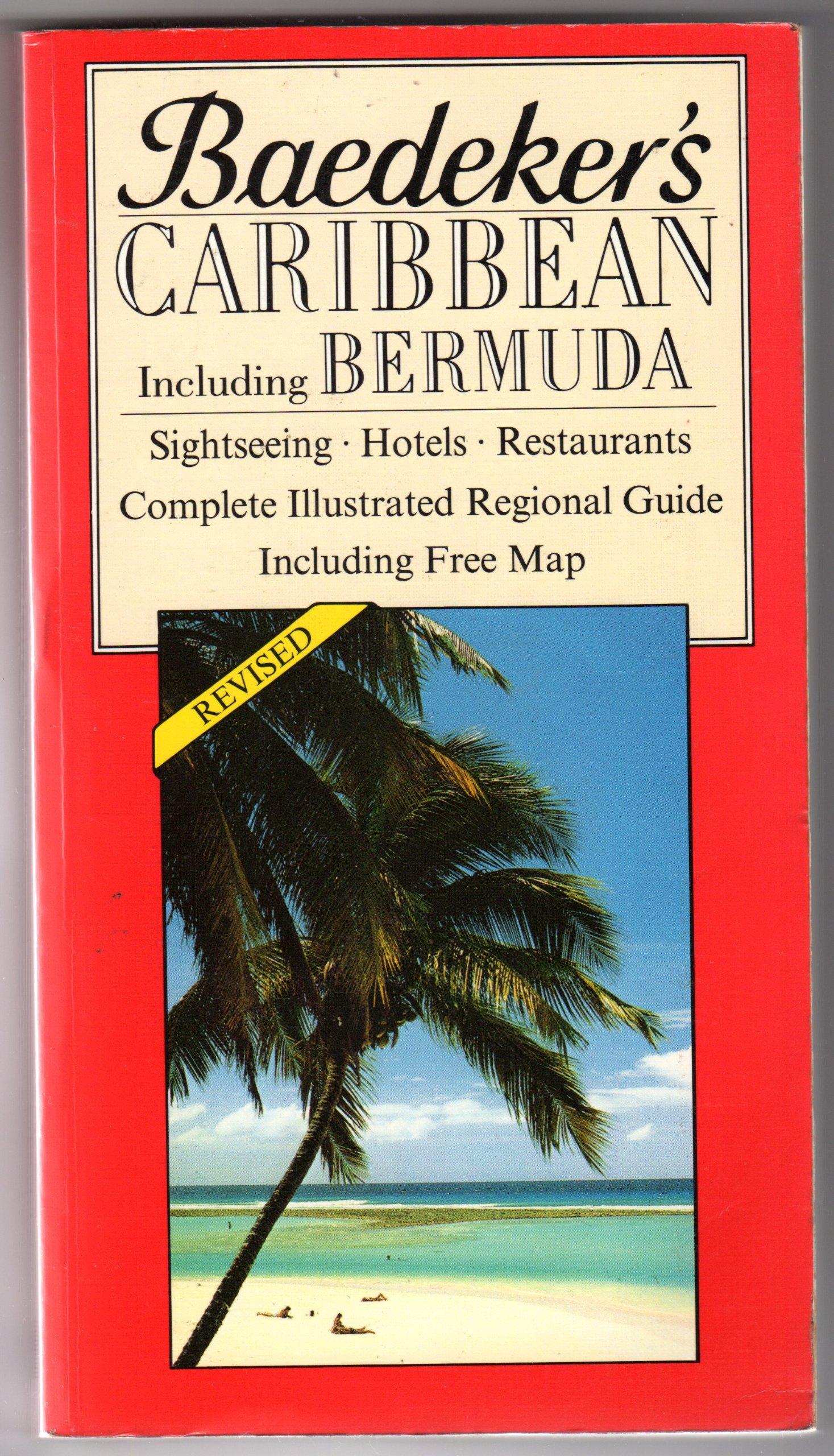 Baedeker's Caribbean including Bermuda (Baedeker guides)
