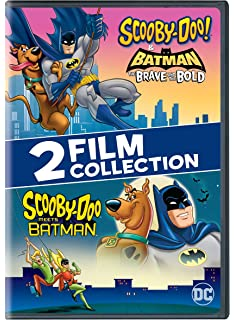 Amazoncom Scooby Doo Batman The Brave And The Bold Dvd