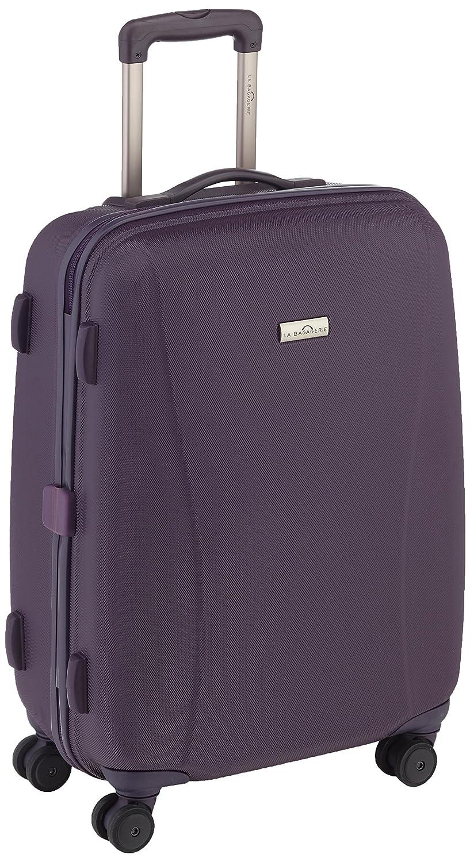 ラバガリースーツケース、パープル(ブルー) - フライト23 B00KC1KR82