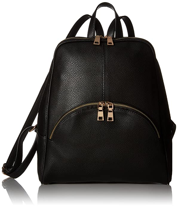 7899498bd2c1 Amazon.com  Scarleton Chic Casual Backpack H160801 - Black  Shoes