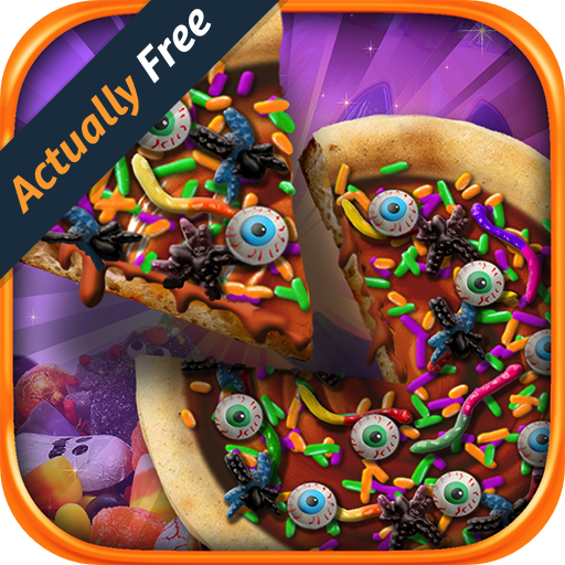 [Halloween Candy Pizza Make & Bake – Kids Dessert Cooking Food Maker Restaurant FREE Game] (Halloween Backgrounds Free)