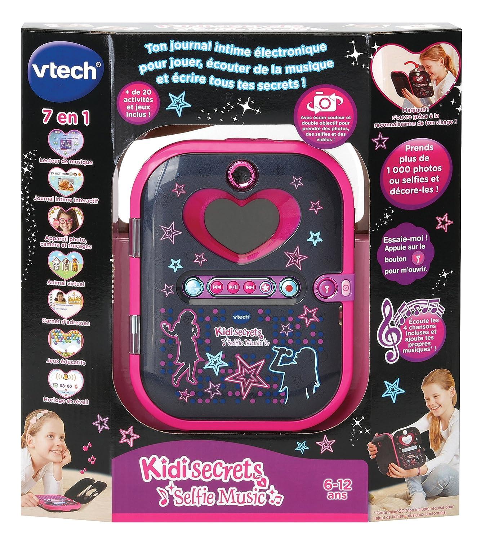 Amazon.es: VTech - KidiSecrets Selfie Music - Agenda ...