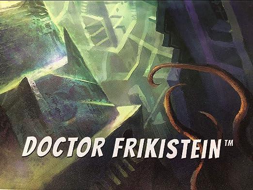 Doctor Frikistein RLYEH Table Play Mat - Protege tu Superfice de Juego Juegos de Mesa / Tablero, Juegos de Cartas, Juegos de rol / RPG | Antideslizante y Enrollable: Amazon.es: Juguetes y juegos