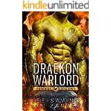 Draekon Warlord: A SciFi Dragon Shifter Romance (Rebel Force Book 4)
