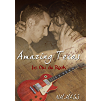 Amazing Texas (French Edition) book cover