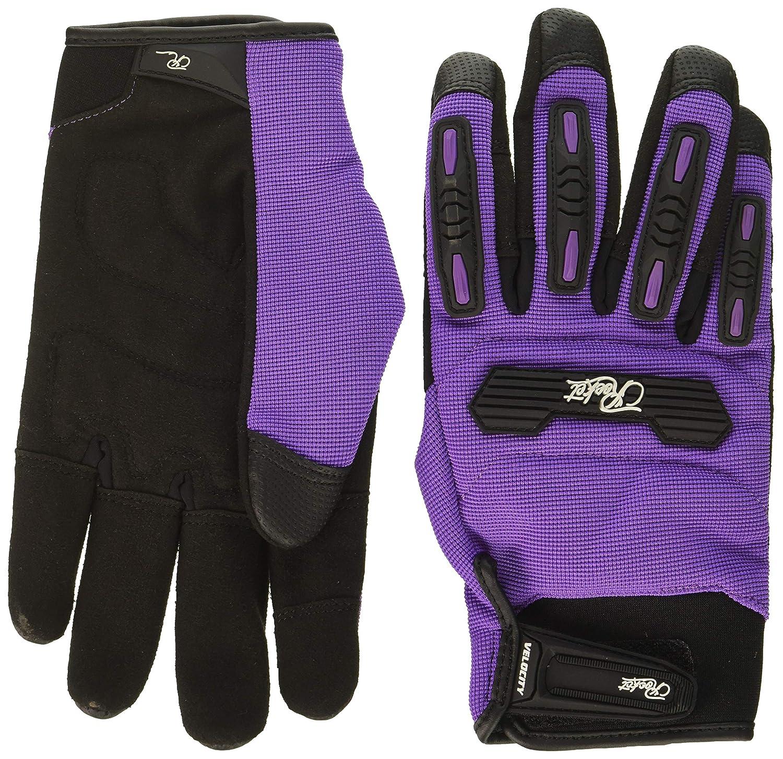 Joe Rocket Womens Velocity 2.0 Gloves Purple, Medium
