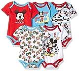 Disney Baby Boys Mickey 5 Pack