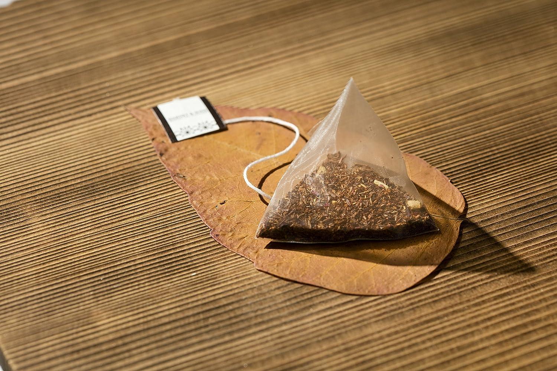 Harney & Sons - Té Negro Hot Cinnamon Spice Caja 20 Pirámides Seda En Sobres Individuales: Amazon.es: Alimentación y bebidas