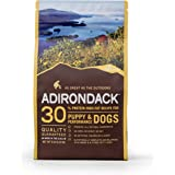 Adirondack Dog Food 30% Protein High-Fat Recipe for Puppy & Performance Dogs, 5 lb. Bag