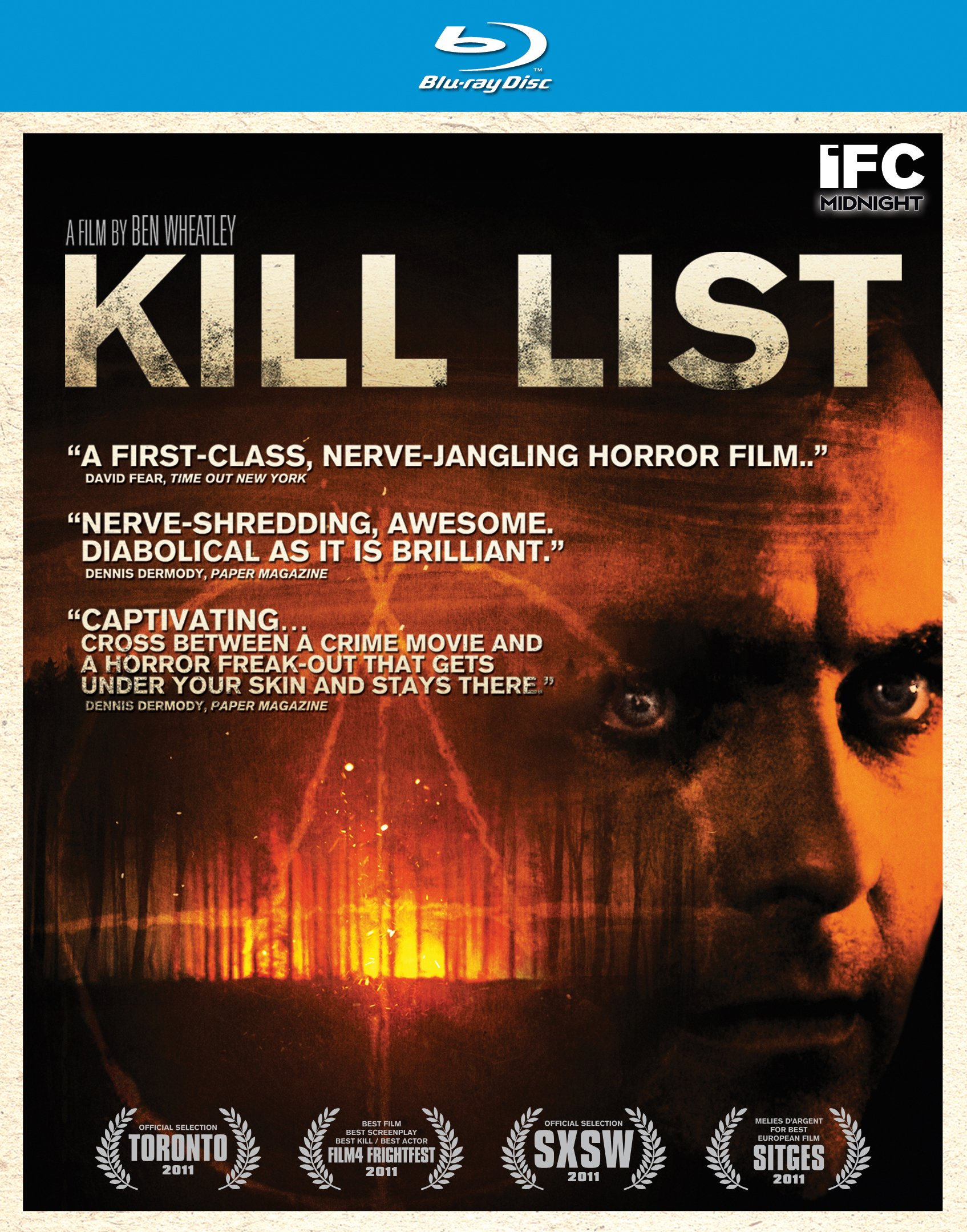 Blu-ray : Kill List (Blu-ray)