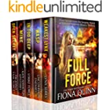 Full Force: First Novels from the World of Iniquus Romantic Suspense Mystery Thrillers (Iniquus Security Action Adventure Box