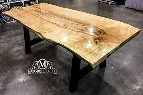 Live edge table, walnut table, dining table, conference table, restaurant  table, boardroom table, office table, custom dining table, custom table, ...