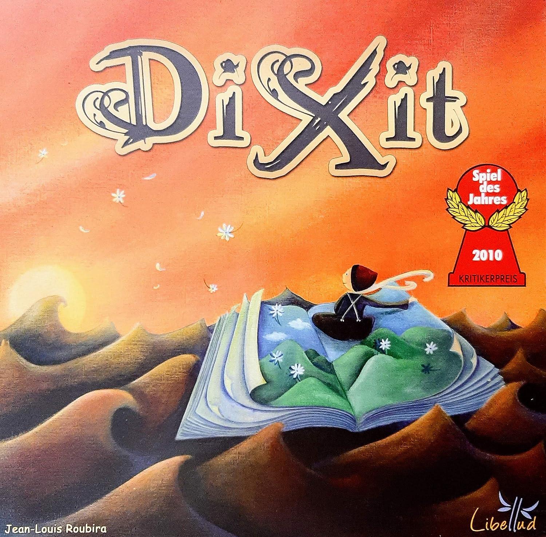 Asmodee libellud Dixit 200706 – Juego de cartas – Parte del Año 2010: Amazon.es: Juguetes y juegos