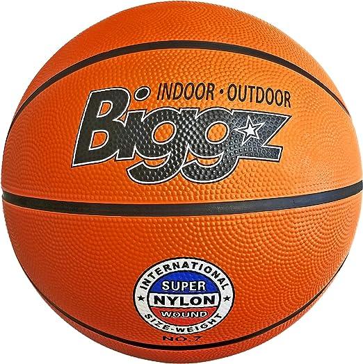 biggz - Missionary Bulk Wholesale 12 Pack Rubber Basketballs - Size 7 29.5