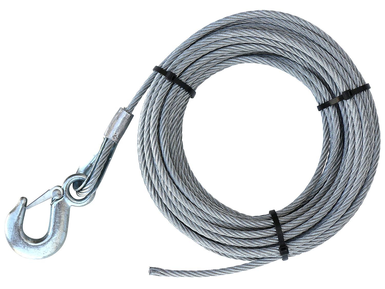 Kapazit/ät 800kg Rotek Konsolen-Seilwinde mit Bremse HW-A-0800