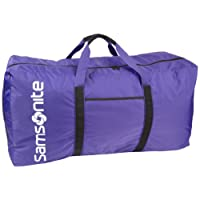 Samsonite Tote-a-ton 32.5 Inch Duffle Luggage, Purple, One Size