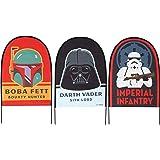 Star Wars Fabric Tombstone Yard Stakes