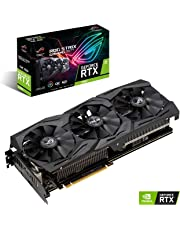 ASUS ROG Strix GeForce RTX 2060 OC Edition 6 GB GDDR6 with NVIDIA Turing GPU Architecture ROG-STRIX-RTX2060-O6G-Gaming