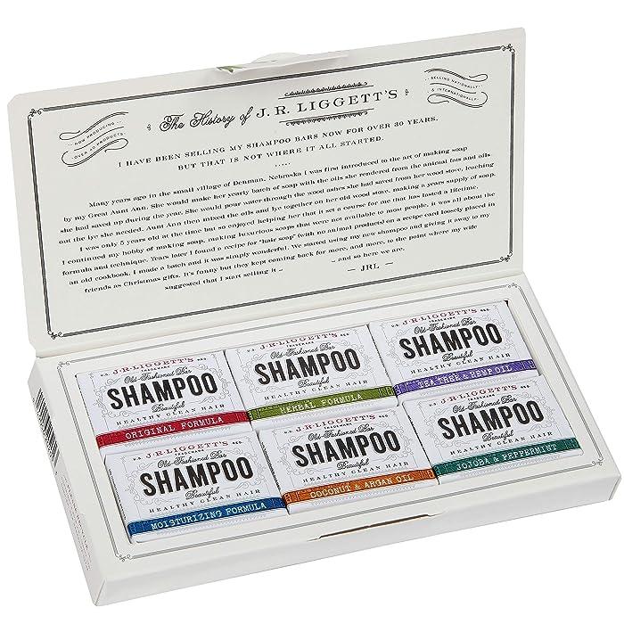 The Best Shampoo Bar Apple