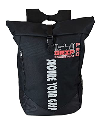 5382d4a7a5 Best Gym Bag Travel Sport Storm Roll Trance Sackpack. Roll over image to  zoom in. Grip Power Pads
