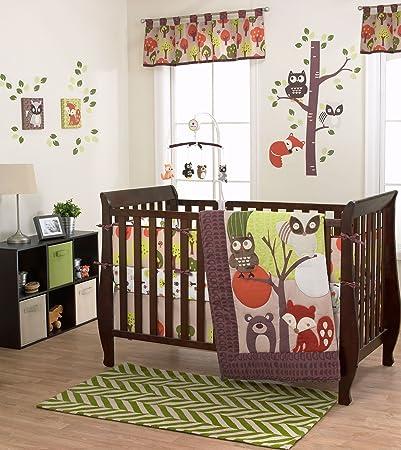Amazon.com: Foxy & Friends 3 Piezas Bebé Juego de ropa de ...