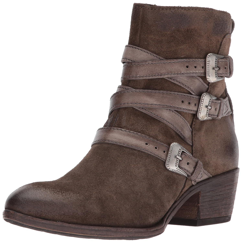 Miz Mooz Women's Darien Ankle Boot B06XRWZVY5 41 M EU (9.5-10 US)|Rock