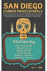 San Diego Horror Professionals: Vol. 1