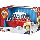 Sam le pompier coffret voiture moto quad figurine articul e jeux et jouets - Bateau sam le pompier ...