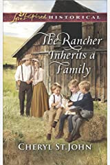 The Rancher Inherits a Family (Return to Cowboy Creek) Kindle Edition
