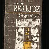 Critique musicale, tome 2 : 1835-1836