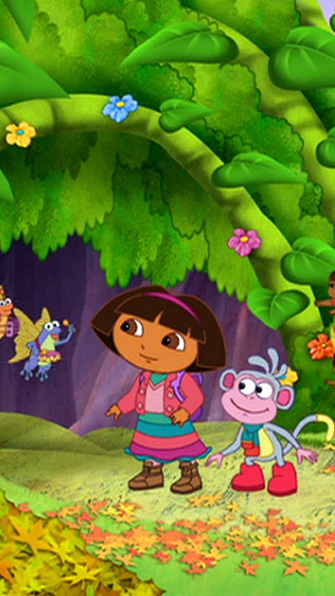 ドーラといっしょに大冒険(Dora the Explorer) Dora Saves King Unicornio Pt 2 XFVGA(480×854)壁紙画像