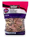 Weber-Stephen Products 17149 Mesquite Wood Chips, 192 cu. in. (0.003 cubic meter)