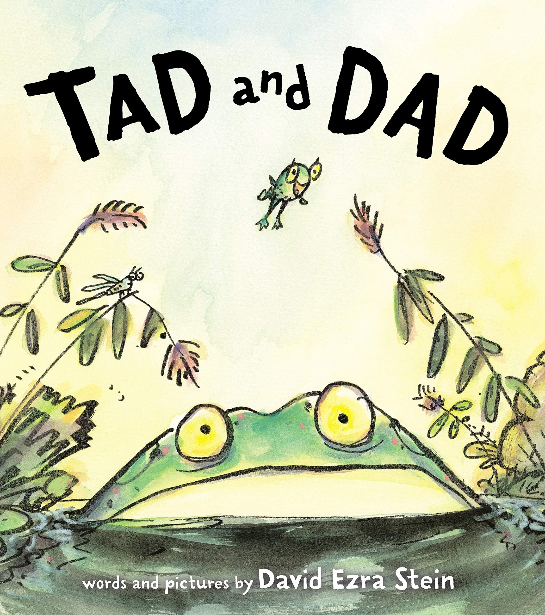 Tad and Dad: Stein, David Ezra, Stein, David Ezra: 9780399256714: Amazon.com: Books