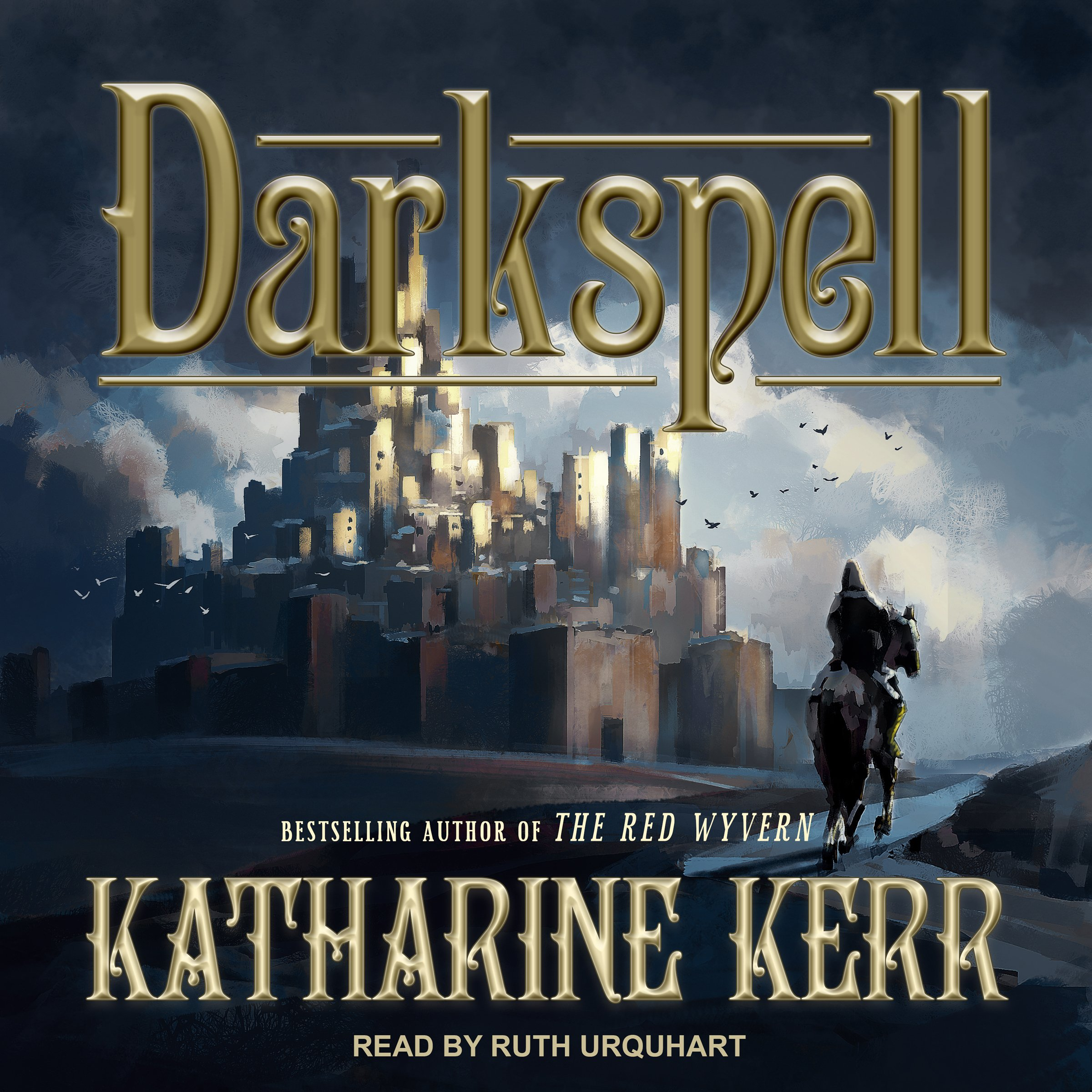 Darkspell: The Deverry Series, Book 2