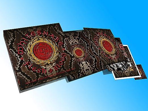 Flesh & Blood : Whitesnake: Amazon.es: Música