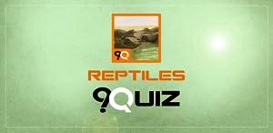 Reptiles Quiz Game by 9Quiz - Multiplayer Trivia